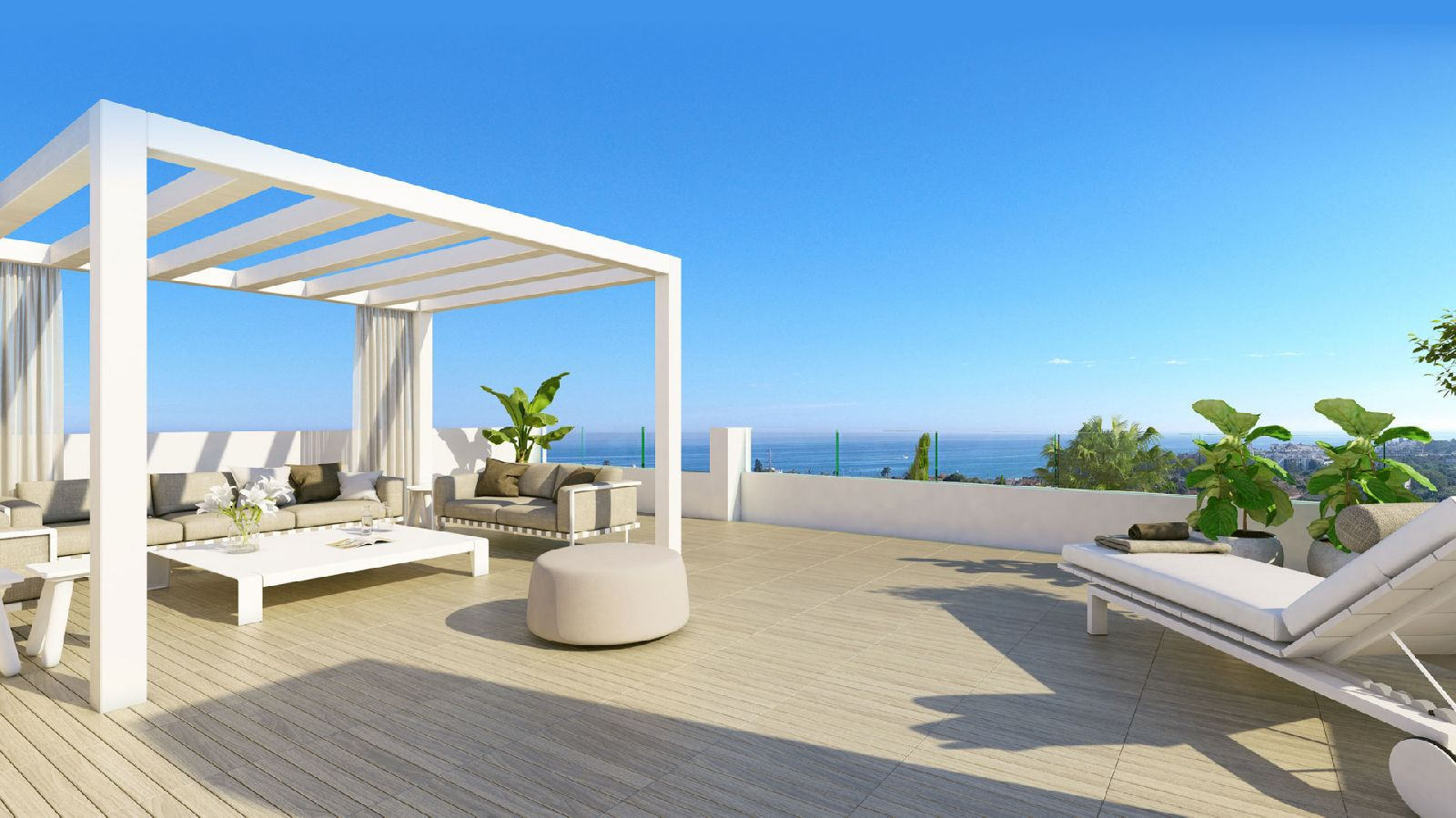 A stunning boutique development of 48 contemporary apartments located in Estepona