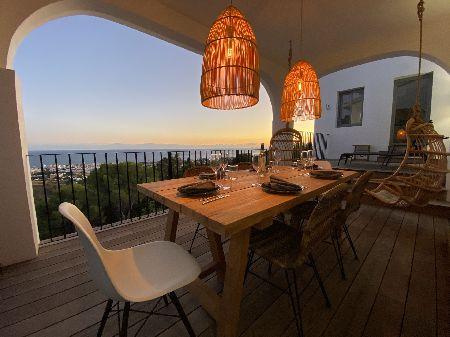 Finca Vista Marbella - 6 bedrooms modern villa with panoramic sea views in Marbella